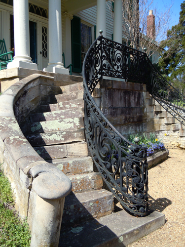18th century stairs