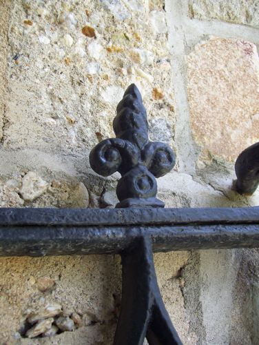 Detail of gate