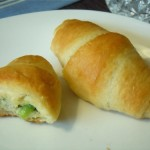 Scallion Crescent Rolls