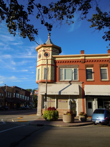 Historic Burlington, WI