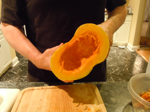Seedless Pumpkin