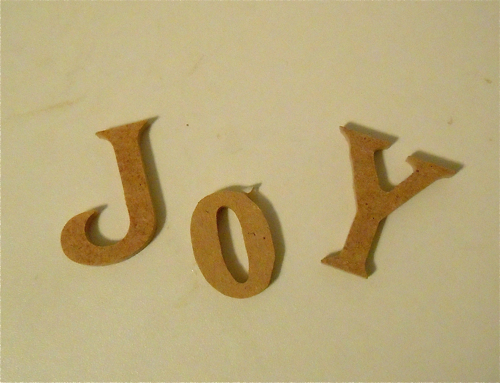 Letters of JOY