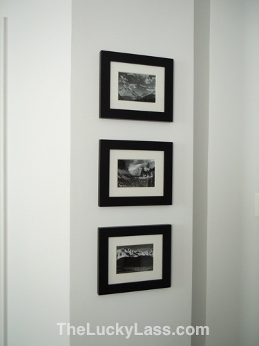 Small Gallery Wall