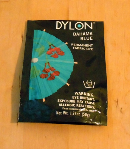 Dylon Bahama Blue
