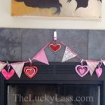 V-day Bunting