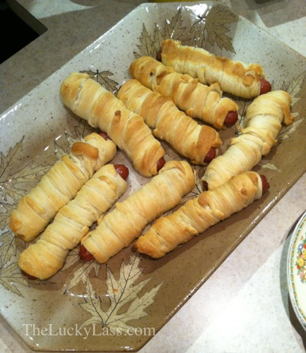 Mummy Dogs  Hot Dogs