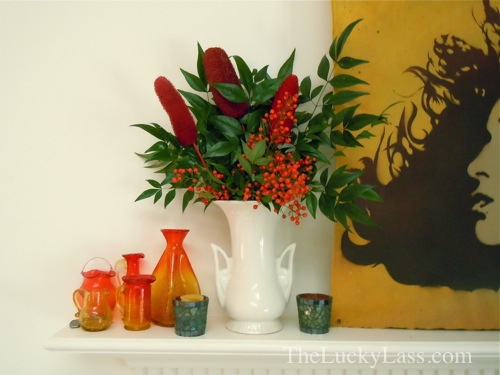 Nandina Arrangement