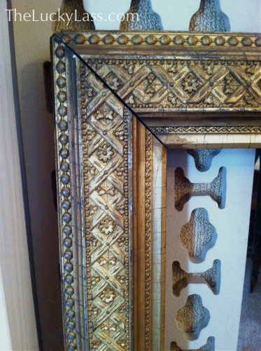 Old Gilt  Frame