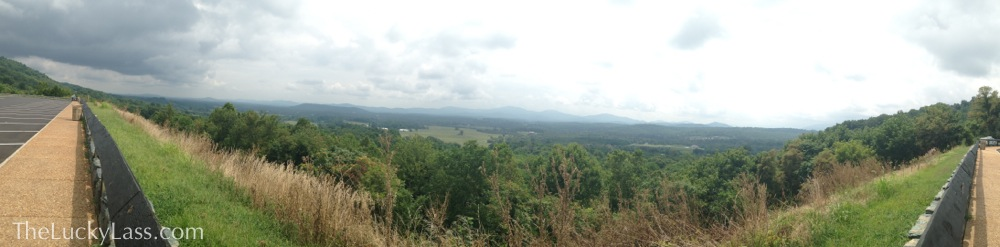 Scenic View Blue Ridge