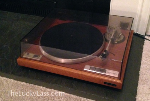 Naked Turntable
